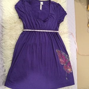 PREOWNED beach dress in size M